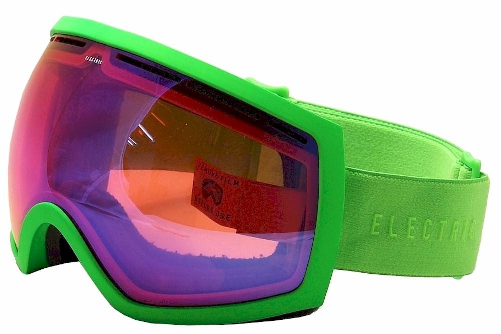 Image of Electric EG2 EG0513 EG/0513 Ergonomic Snow Goggles - Green