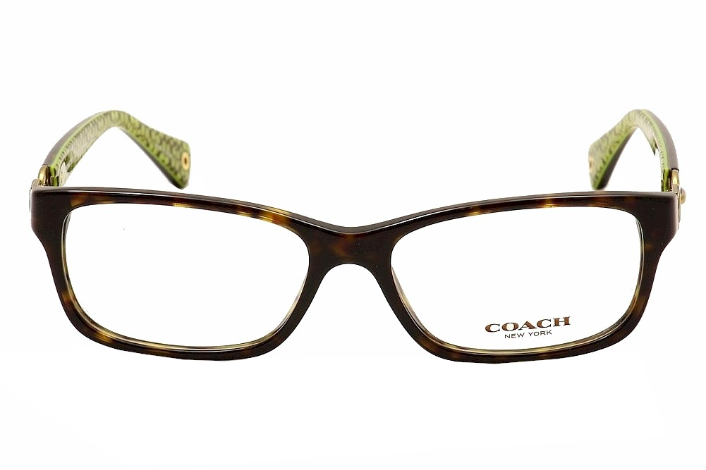 Coach Ladies Eyeglass Frames : Joylot.com Coach Womens Eyeglasses Fannie HC6052 HC/6052 ...