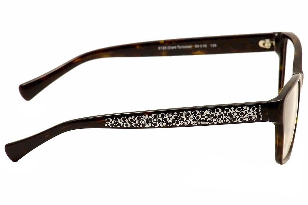 Coach Women\'s Eyeglasses HC6068 HC/6068 Full Rim Optical Frame