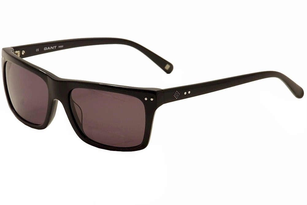 Image of Gant Rugger Men's Ralph Fashion Sunglasses - Black - Lens 55 Bridge 16 Temple 140mm