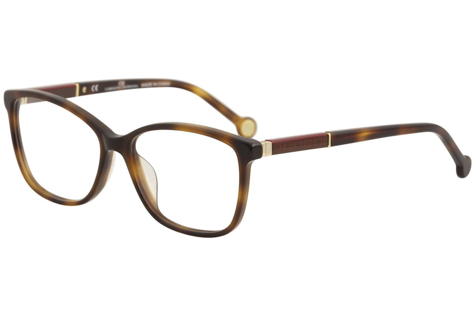 205c7d57215 CH Carolina Herrera Women s Eyeglasses VHE672K VHE 672K Full Rim Optical  Frame