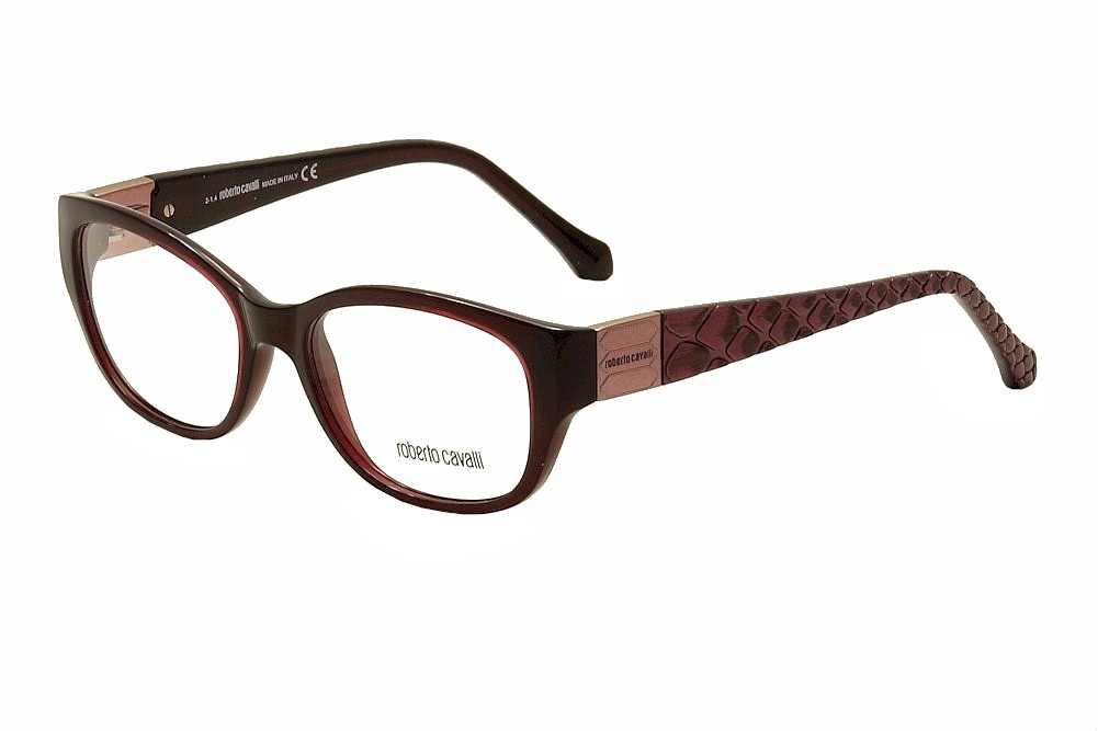 Roberto Cavalli Women\'s Eyeglasses Velidhu 754 Full Rim Optical Frame