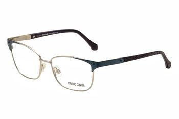 Roberto Cavalli Women's Eyeglasses Cerf RC0762 RC/0762 Full Rim Optical Frame  UPC: