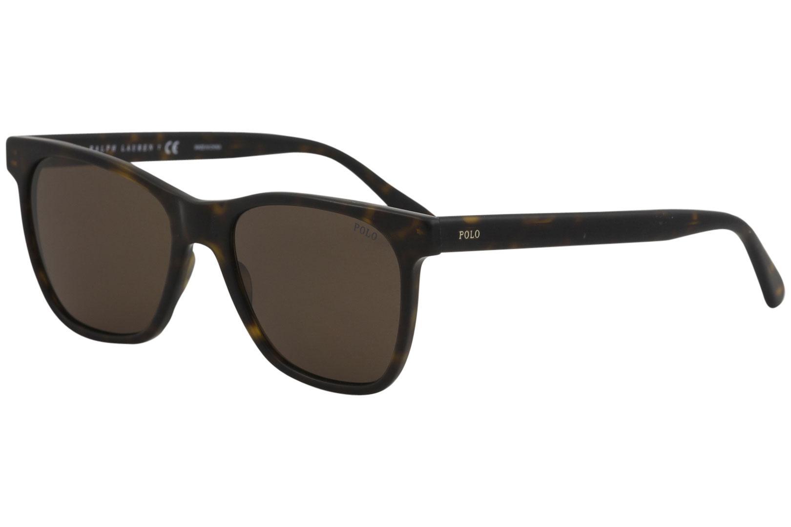 08ceea319d Polo Ralph Lauren Men s PH4128 PH 4128 Fashion Square Sunglasses