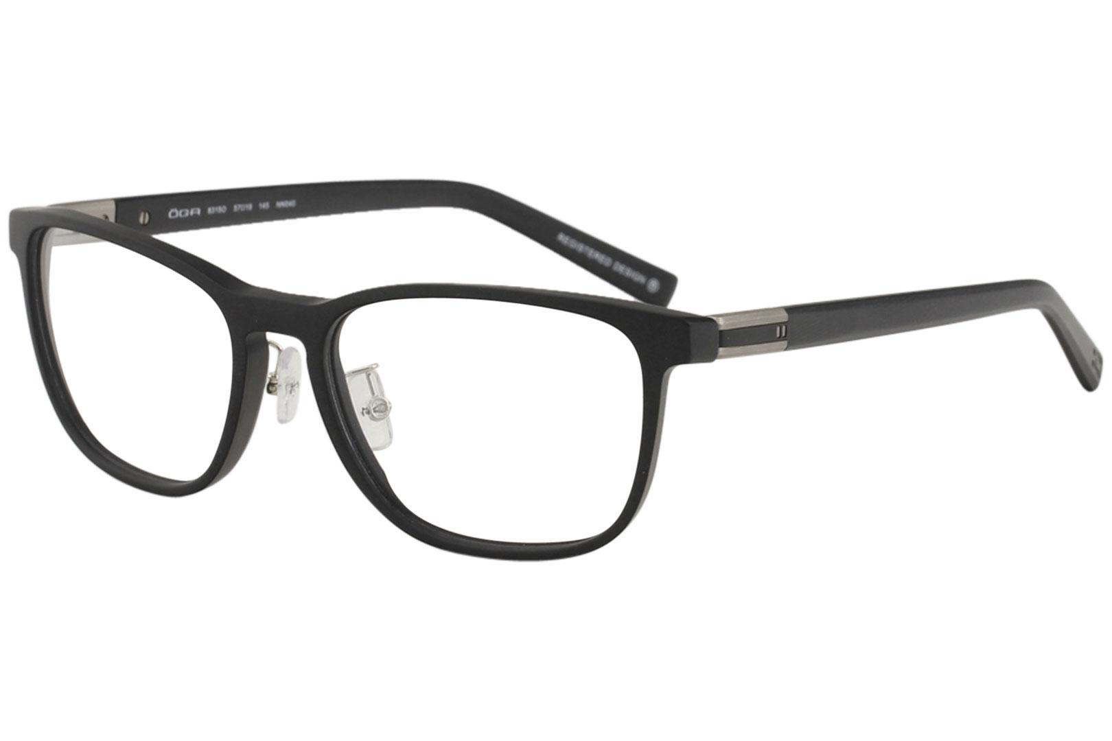 49ebe185995 EFINNY Women Men Classic Eyeglass Frames Eyewear Optical Plain Clear lens  Glasses
