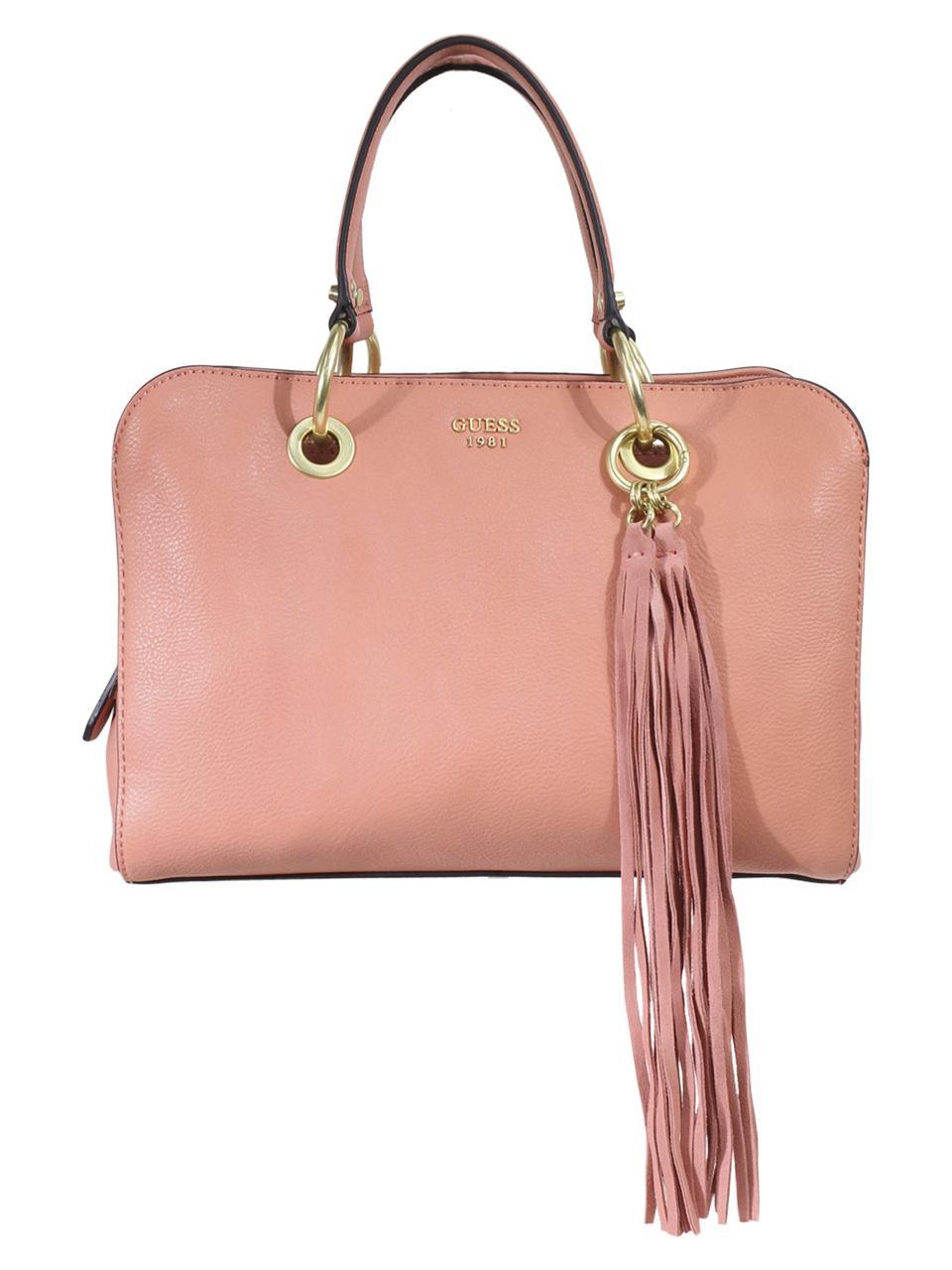 Guess Women's Dixie Satchel Handbag