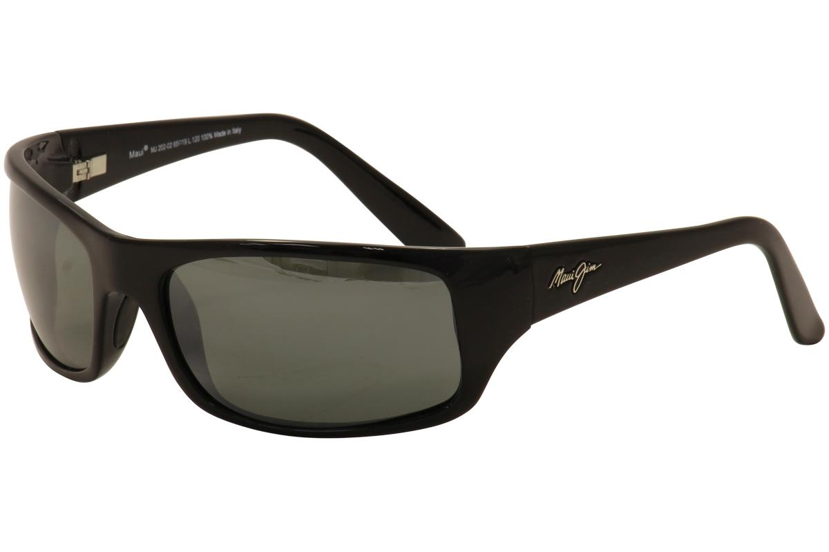 a6d0af2dc701b Maui Jim Men s Peahi MJ202-2M MJ 202 2M Sport Sunglasses by Maui Jim