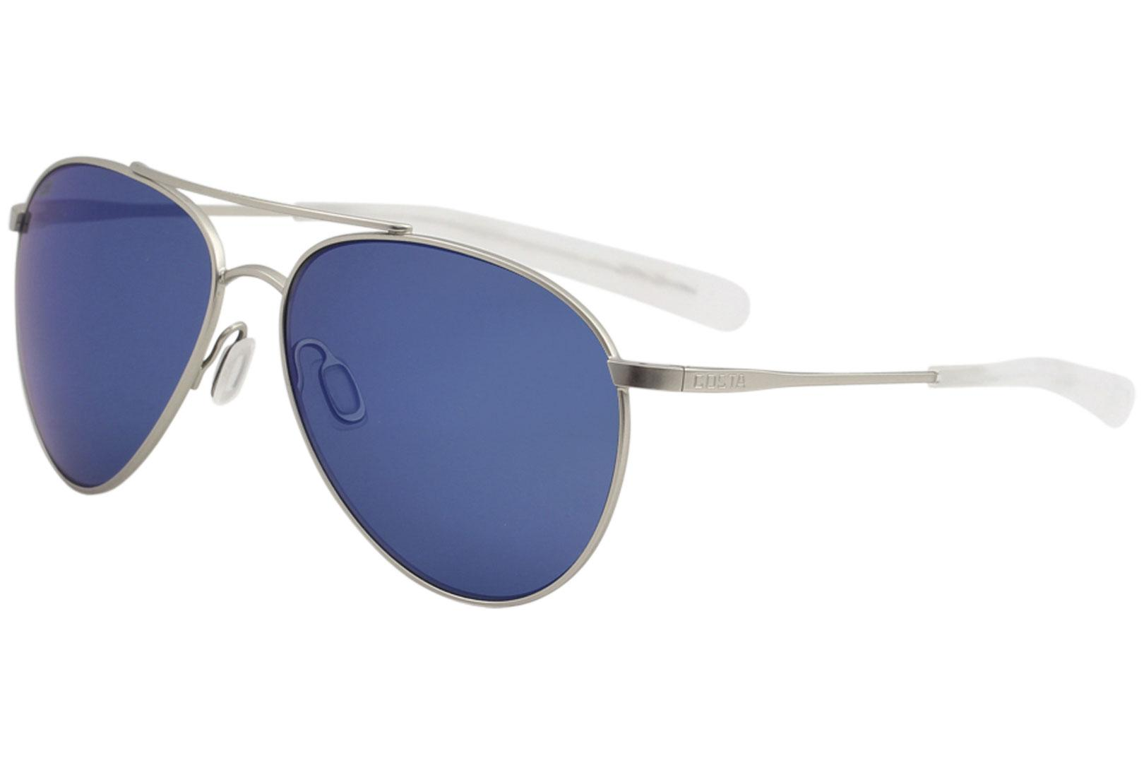 70de164c20 Costa Del Mar Women s Piper PIP183 PIP 183 Pilot Polarized Titanium  Sunglasses