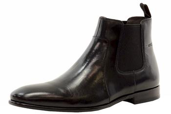 Hugo Boss Men's C-Hubot Fashion Leather Dress Boots Shoes
