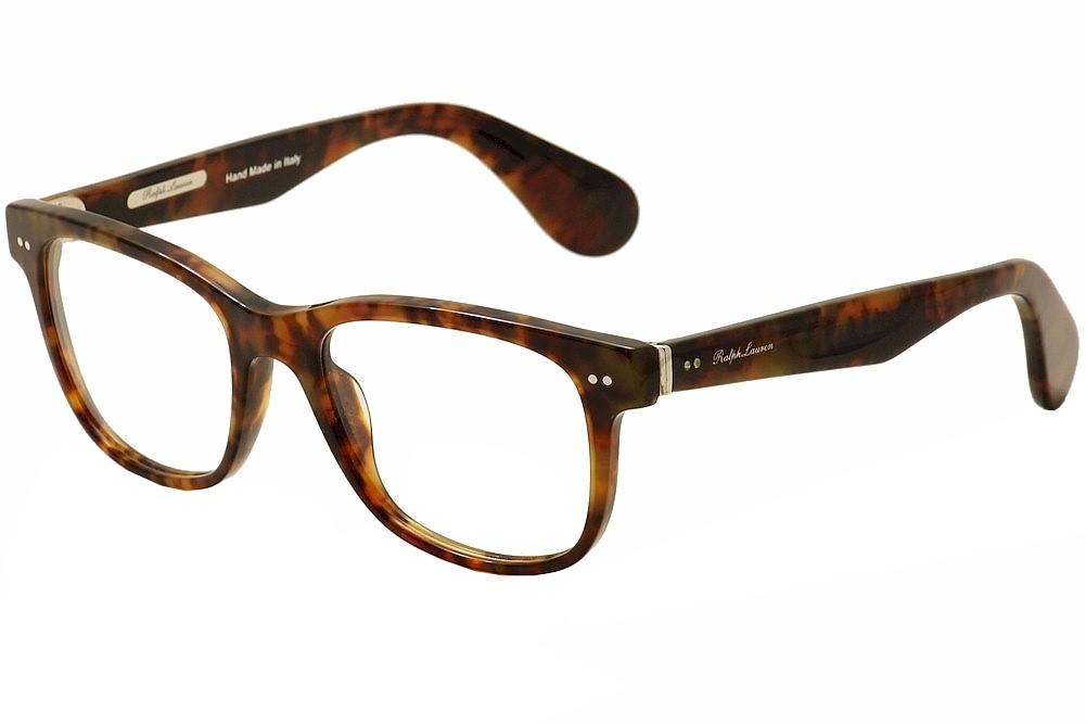 f3454af455 Ralph Lauren Men s Eyeglasses 6127P 6127-P Full Rim Optical Frame