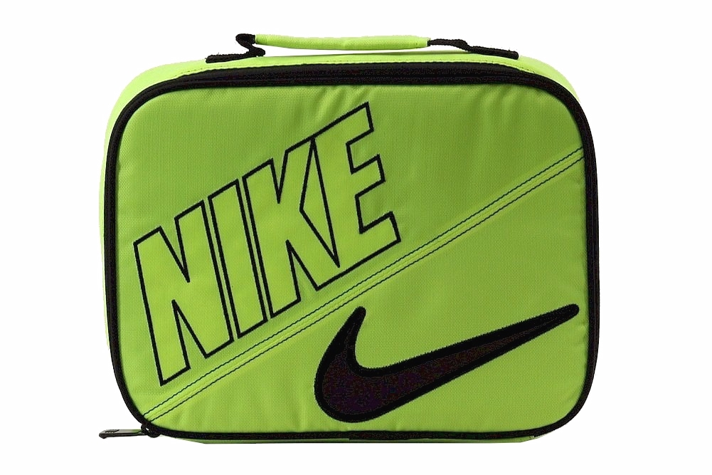 Nike Youth Swoosh Totegame 9A2217 Insulated Lunch Bag