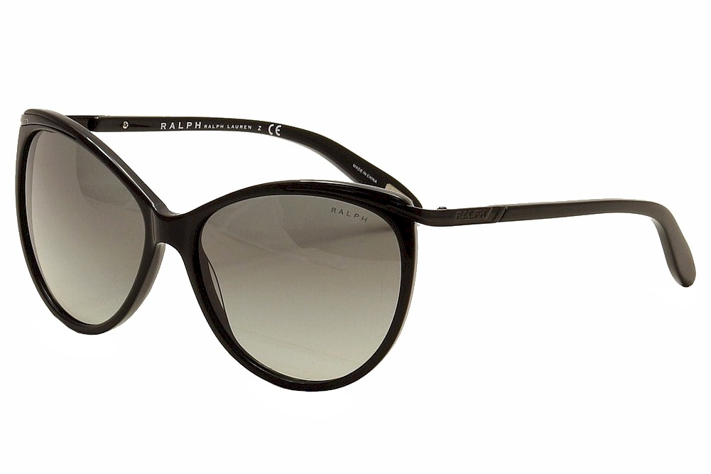 27feec5833 Ralph By Ralph Lauren Women s RA5150 RA 5150 Fashion Cat Eye Sunglasses