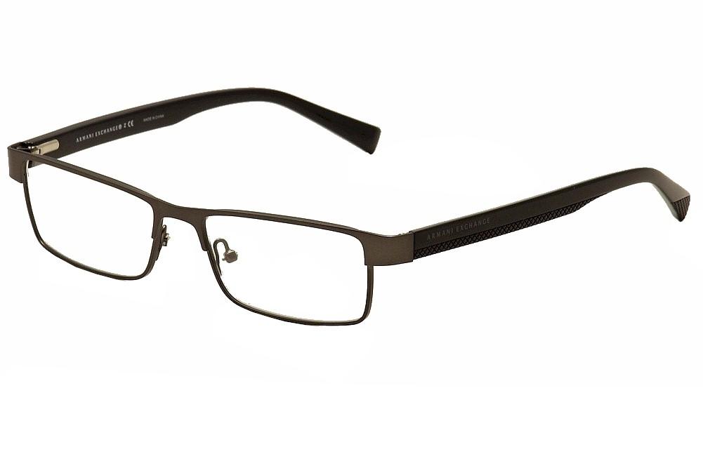 Armani Exchange Men S Eyeglasses Ax1009 Ax 1009 Full Rim Optical Frame