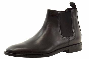 Donald J Pliner Men's Barton-06 Leather Fashion Chelsea Boots Shoes  UPC: