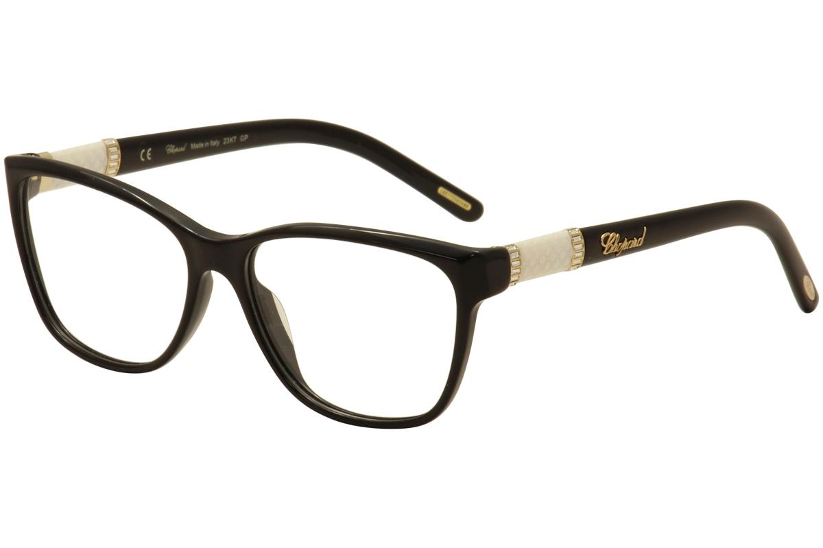 89e363ac93 Chopard Women s Eyeglasses VCH 154S 154 S Full Rim Optical Frame by Chopard.  Touch to zoom