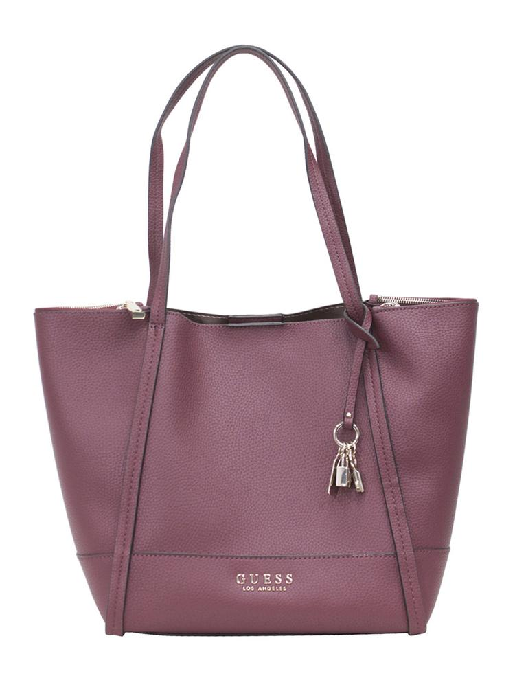 3cc0cd58dbb2 ... Guess Women s Heidi Tote Handbag Set eBay high quality 4e142 ee14b . ...