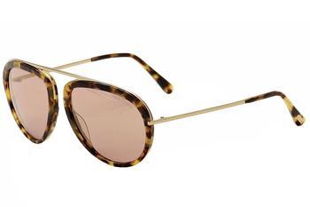 b041a9a68714c Tom Ford Stacy TF452 TF 452 Fashion Pilot Sunglasses
