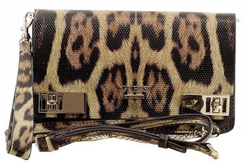 Guess Women's Milo Mini Crossbody Clutch Handbag  UPC: