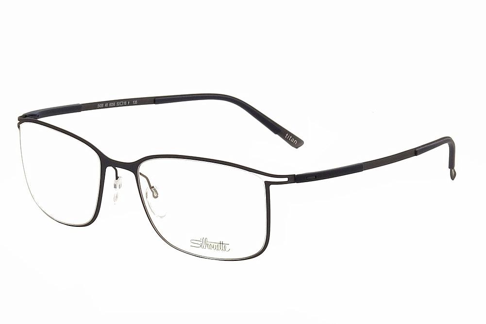 be4697948bc Silhouette Eyeglasses Titan Contour 5438 Full Rim Optical Frame