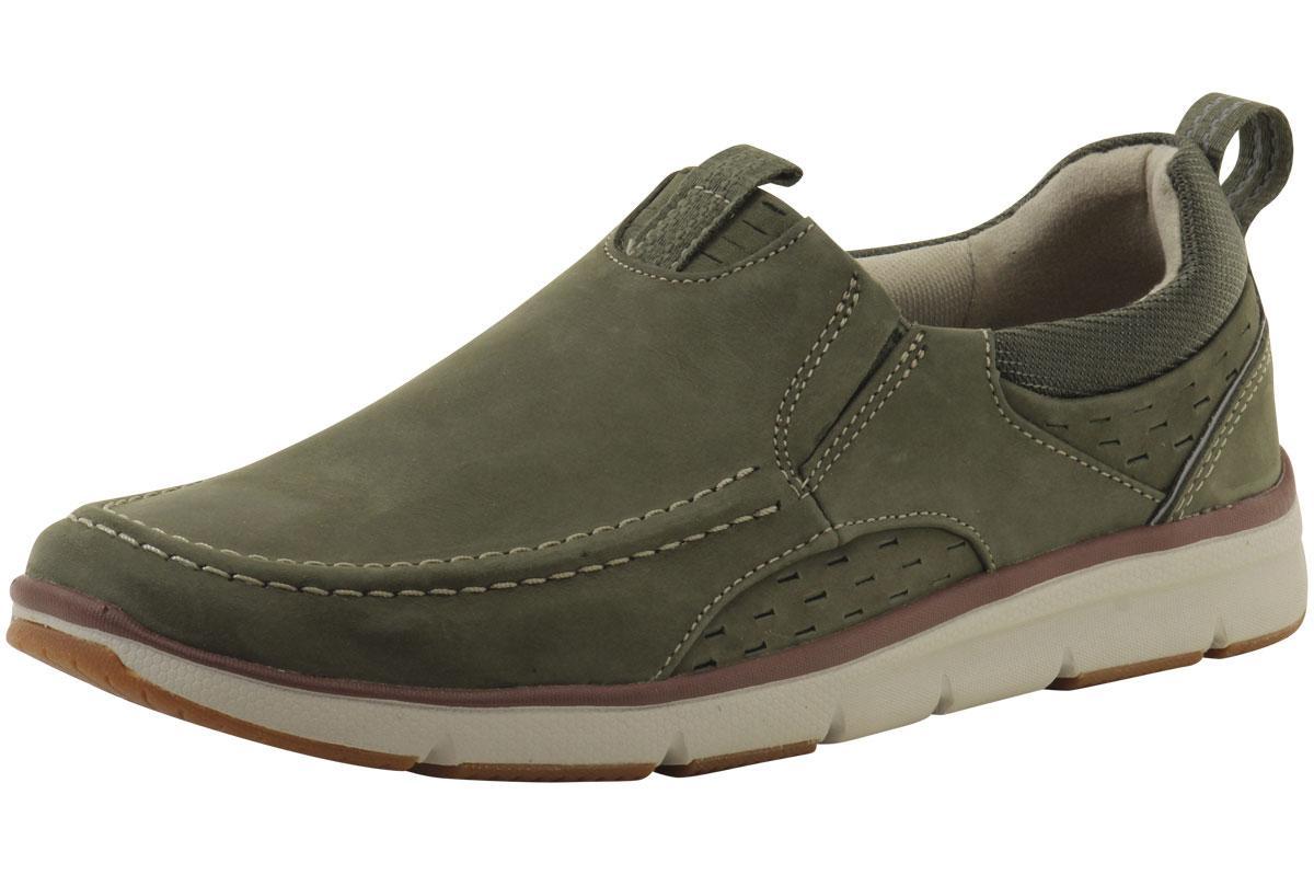 Clarks Orson Row Shoes