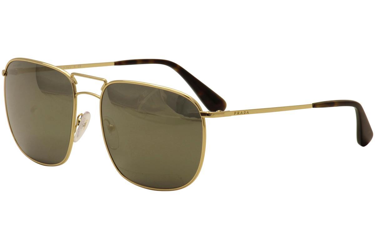 Prada Men's SPR52T SPR/52T Fashion Sunglasses