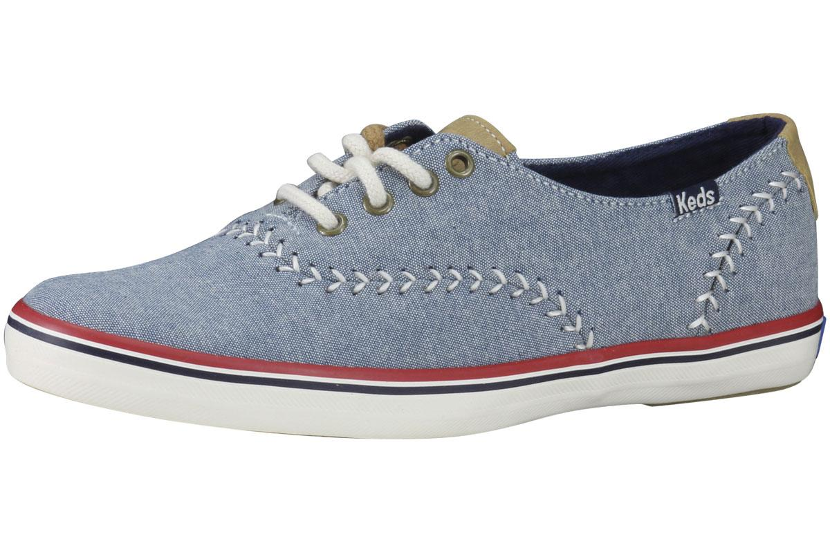 05a5ace157626 Keds Women s Champion Pennant Canvas Sneakers Shoes