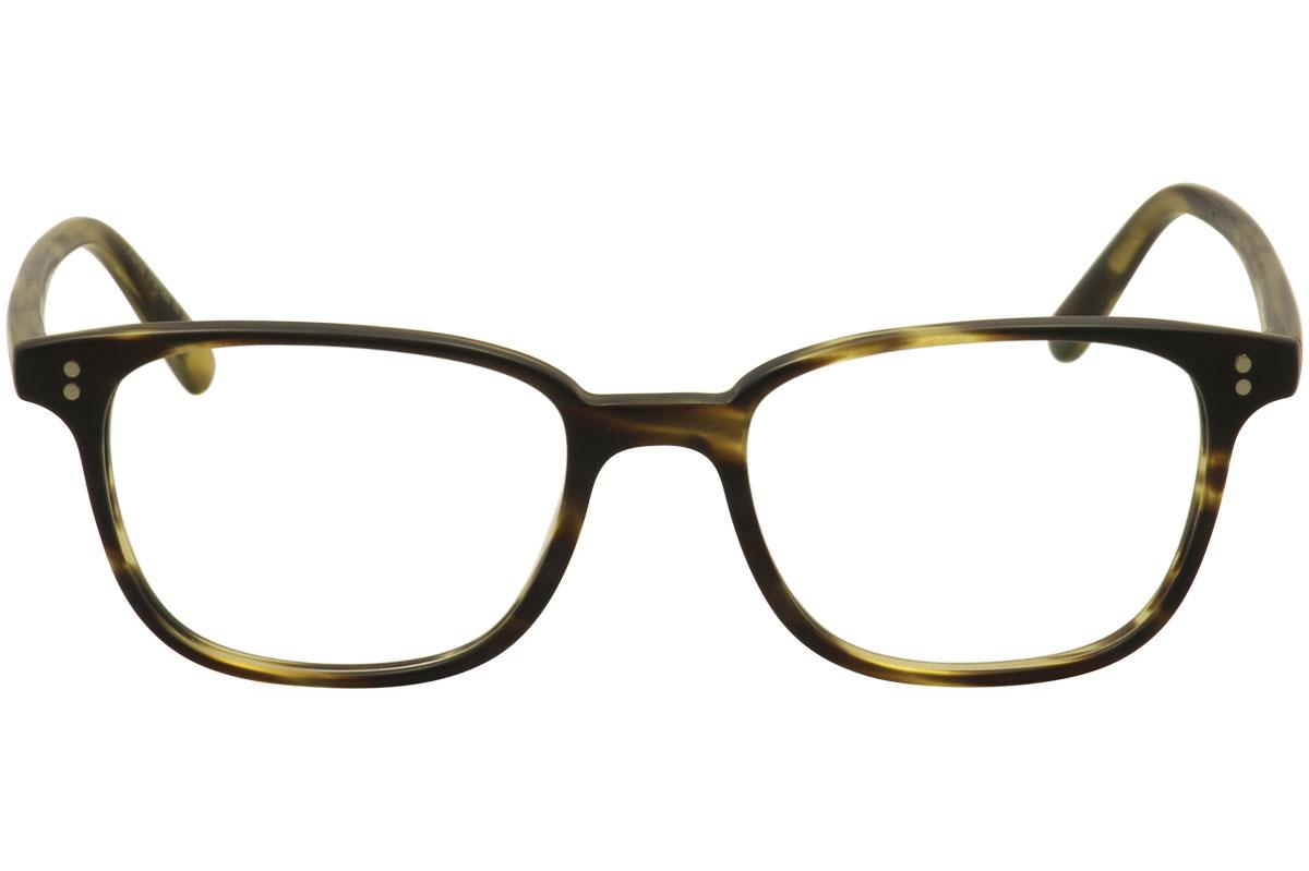 d2049ac8134 Oliver Peoples Men s OV5279U OV 5279 U Maslon Full Rim Optical Frame by Oliver  Peoples