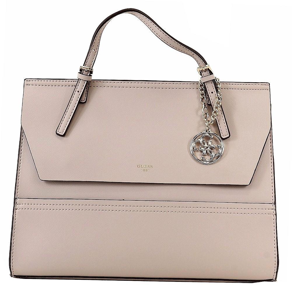 Guess Women s Ashling Satchel Handbag