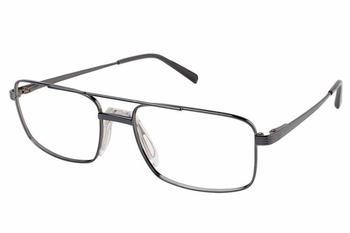 181b4669404 Charmant Men s Eyeglasses TI11424 TI 11424 Full Rim Optical Frame by  Charmant
