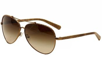 Tory Burch Women's TY 6021Q 6021-Q Fashion Aviator Sunglasses  UPC: