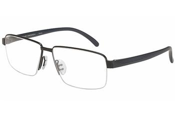 Porsche Design Men's Eyeglasses P'8272 P8272 Half Rim Optical Frame UPC: