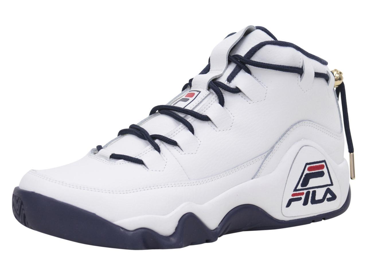 temperament skor tankar på överlägsen kvalitet Fila Men's 95-Primo White/Fila Navy/Fila Red Sneakers Shoes Sz: 10 ...