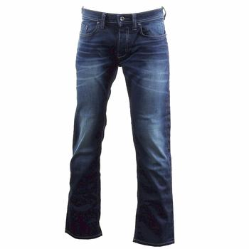 Buffalo By David Bitton Men's Evan-X Button Fly Slim Stretch Jeans UPC: