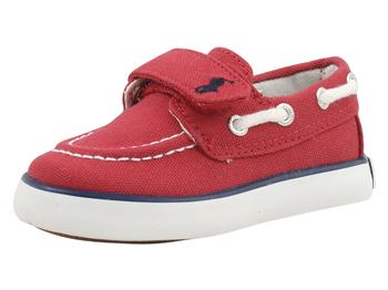 Polo Ralph Lauren Toddler Boy's Sander-EZ Loafers Boat Shoes