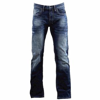 Buffalo By David Bitton Men's Six-X Slim Straight Stretch Jeans  UPC: