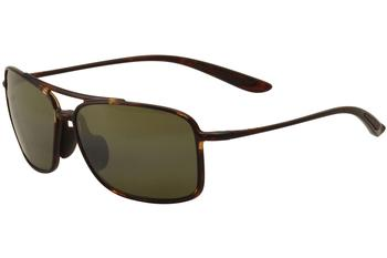 9f10a5a1fd Maui Jim Men s Kaupo Gap MJ437 MJ 437 Polarized Fashion Sunglasses