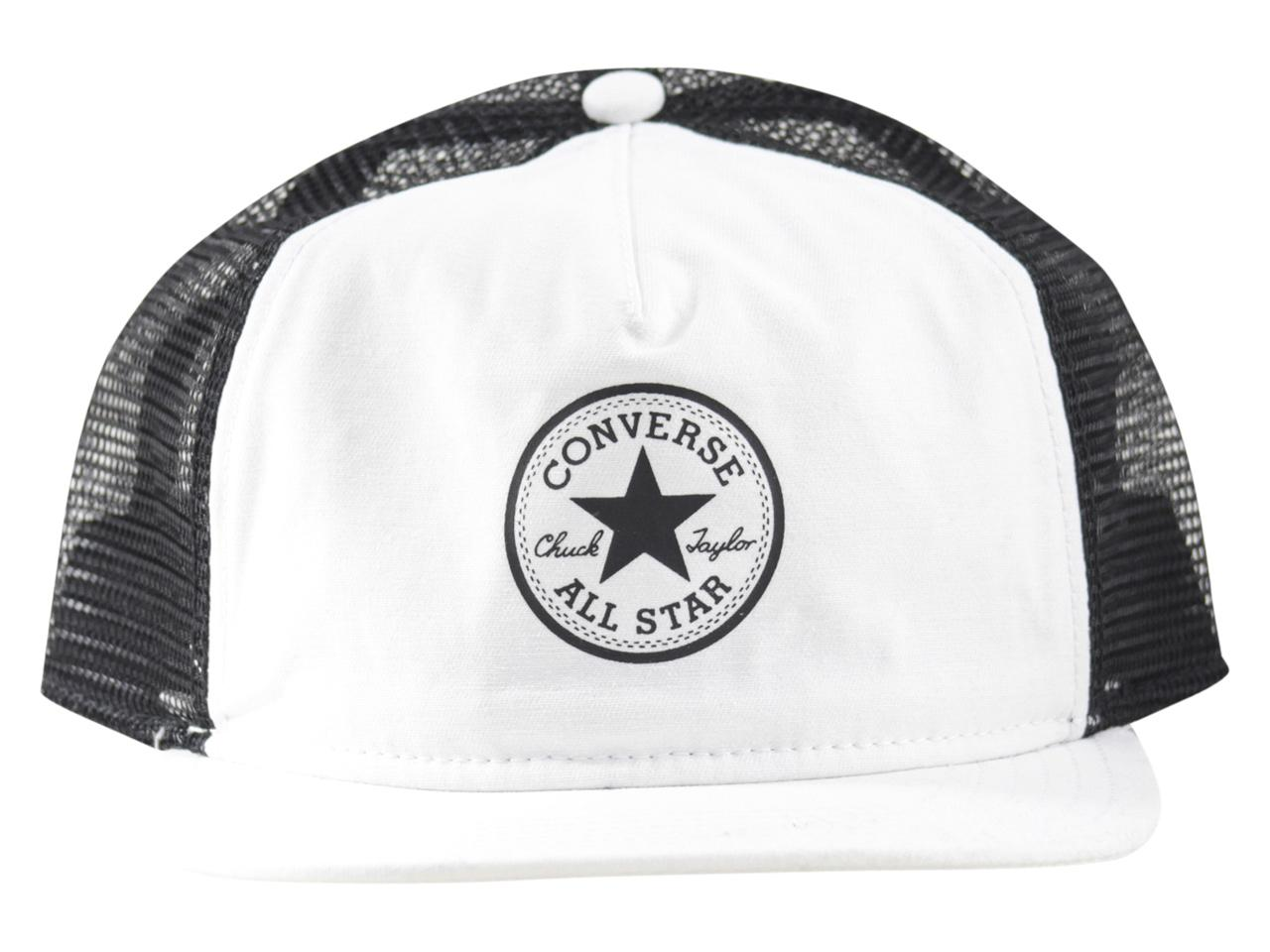 90fb99deae1 Converse Men s All Star Chuck Taylor Core Trucker Cap Baseball Hat (One  Size) by Converse