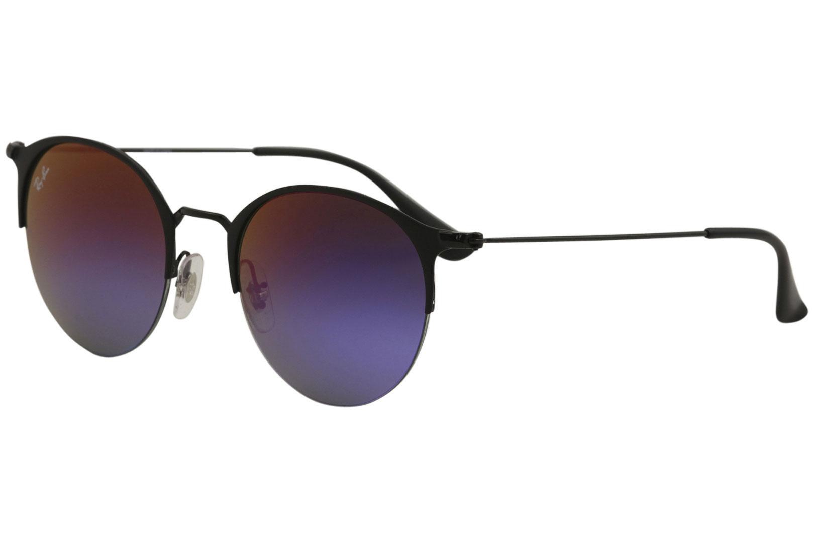 Fashion Ray Rayban Rb3578 Ban Women's Sunglasses Round wOOzTrqWI