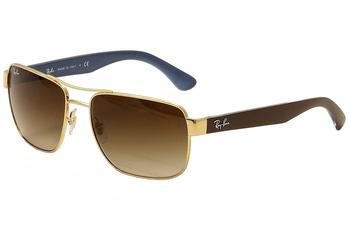 Ray Ban Men's RB3530 RB/3530 RayBan Fashion Sunglasses