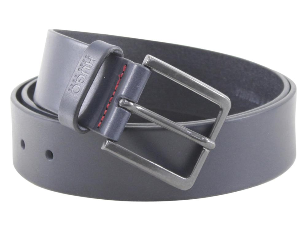Hugo Boss Men's Gionio Genuine Leather Belt