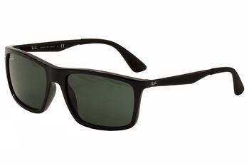 de671716da Ray Ban Men s RB4228 RB 4228 RayBan Fashion Rectangle Sunglasses by Ray Ban