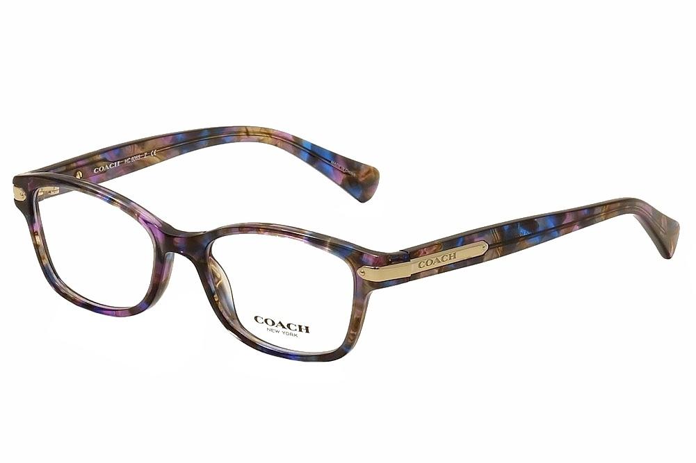 Coach Women S Eyeglasses Hc6065 Hc 6065 Full Rim Optical Frame