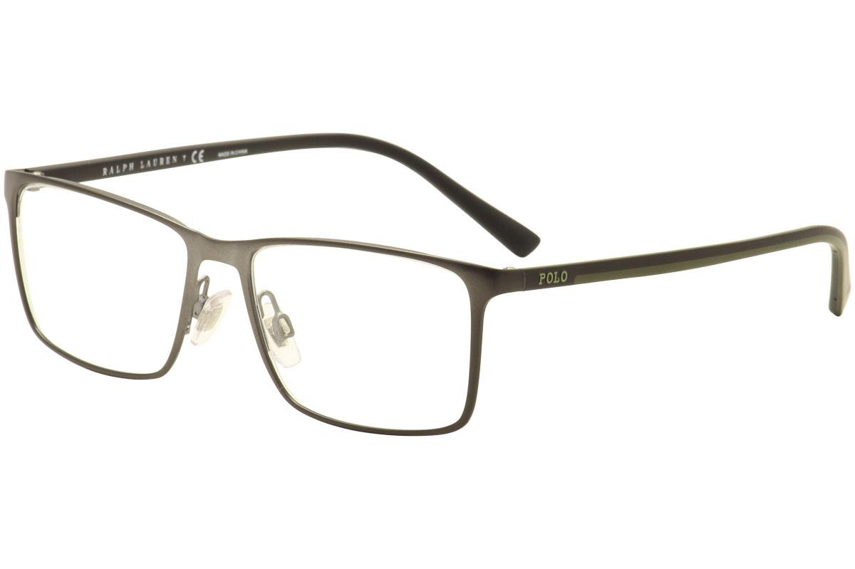Polo Ralph Lauren Men\'s Eyeglasses PH1165 PH/1165 Full Rim Optical Frame