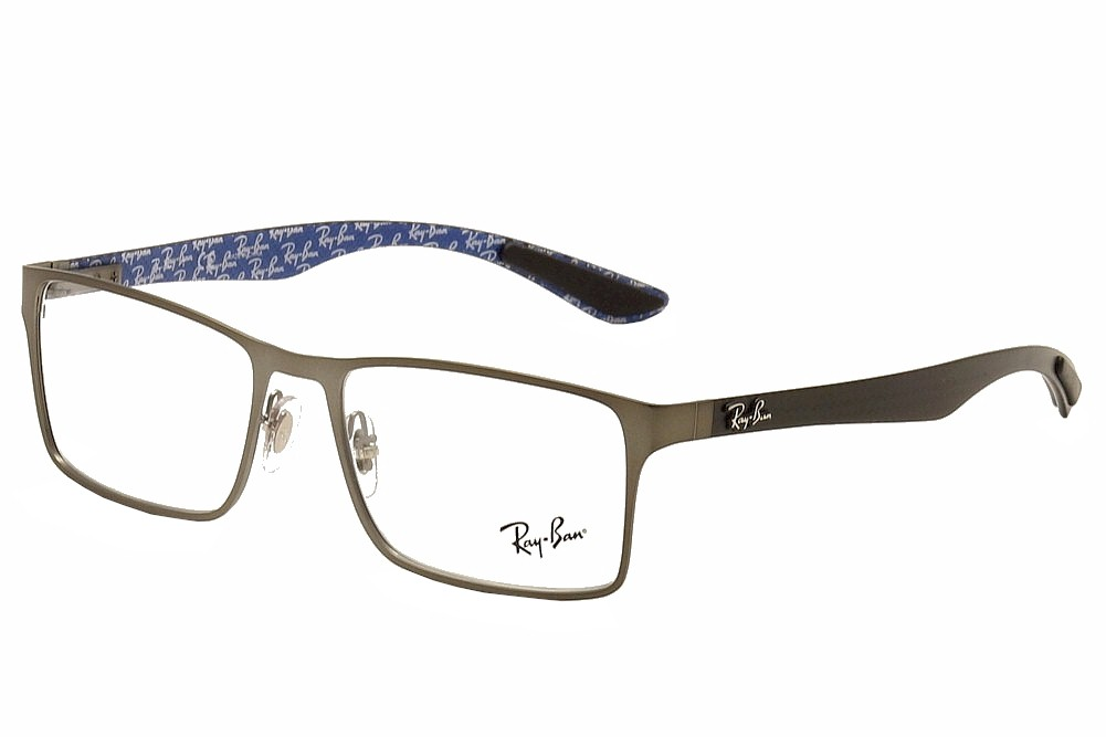 Ray Ban Tech Men\'s Eyeglasses RB8415 RB/8415 RayBan Full Rim Optical ...