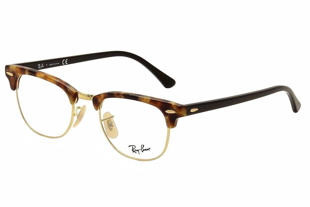 Ray Ban Clubmaster Eyeglasses RB5154 RB/5154 RayBan Full Rim Optical ...