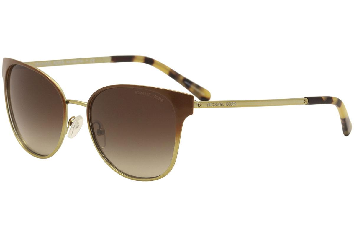 28547c67b0b Michael Kors Women s Tia MK1022 MK 1022 Square Sunglasses