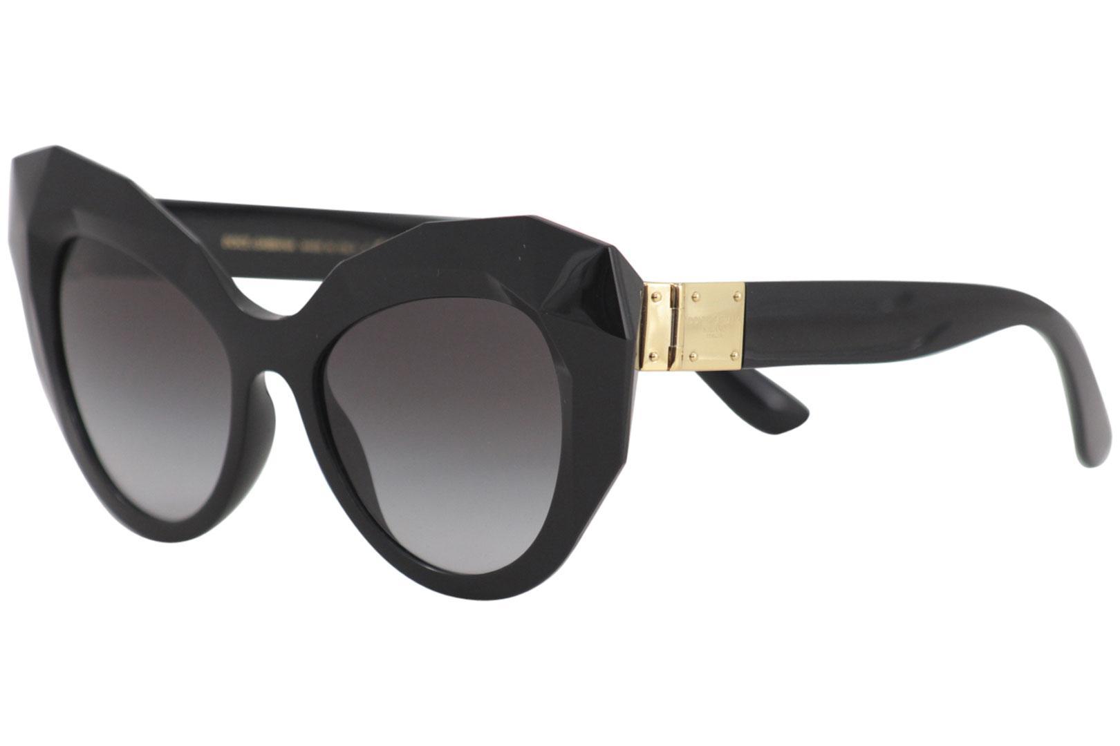 0f4653331f24 Dolce & Gabbana Women's D&G DG6122 DG/6122 Fashion Cat Eye Sunglasses by  Dolce & Gabbana