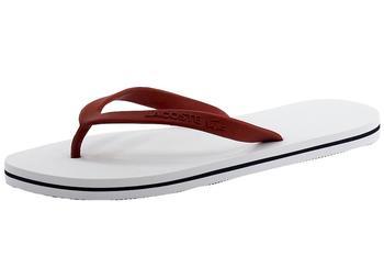 4015d6b235c5 Lacoste Women s Ancelle Slide 116 Fashion Flip Flop Sandals Shoes