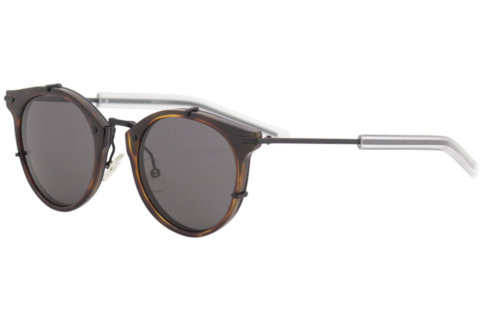 10c5230269 Christian Dior Women s 0196S 0196 S Fashion Round Sunglasses