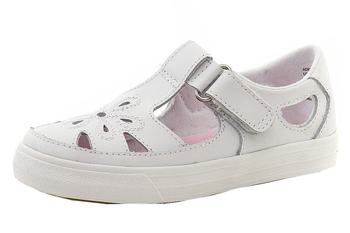 Keds Toddler Girl's Adelle Hook-&-Loop T-Strap Sandals Shoes  UPC: